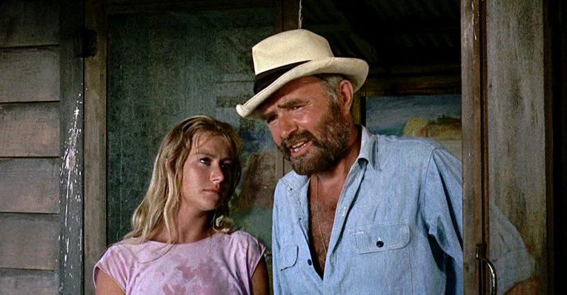Szene aus 'Age of Consent (1969)', Copyright: Columbia