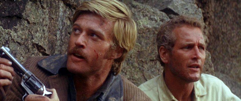 Szene aus 'Butch Cassidy and the Sundance Kid (1969)', Copyright: Twentieth Century Fox, Campanile