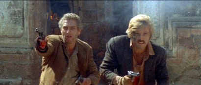 Szene aus 'Butch Cassidy and the Sundance Kid (1969)'