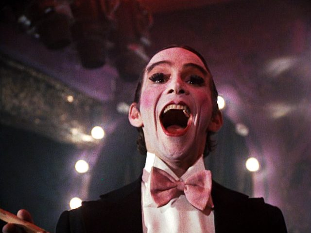 Joel Grey als Master of Ceremonies