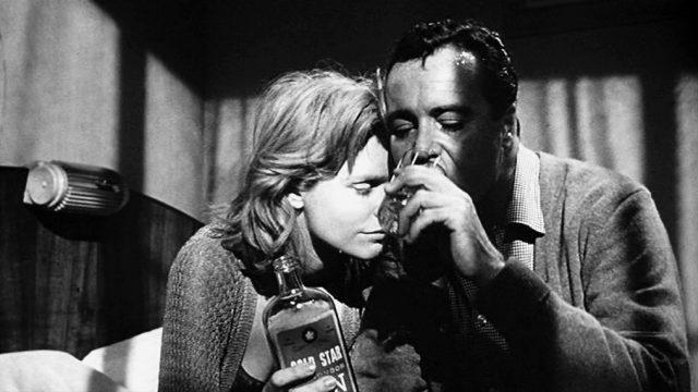 Szene aus 'Days of Wine and Roses (1962)'