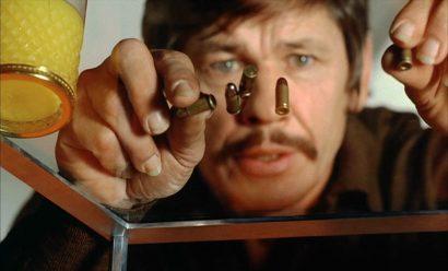 Szene aus 'Der Mörder hinter der Tür (1971)'
