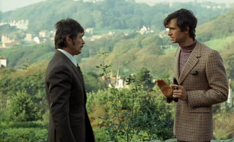Szene aus 'Der Mörder hinter der Tür (1971)', Copyright: Studiocanal