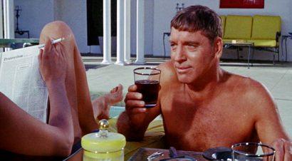 Szene aus 'Der Schwimmer (1968)'