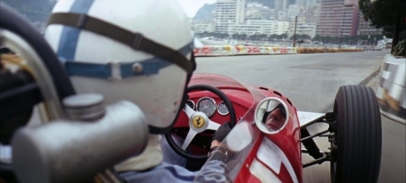 Szene aus 'Grand Prix (1966)', Copyright: Turner Entertainment
