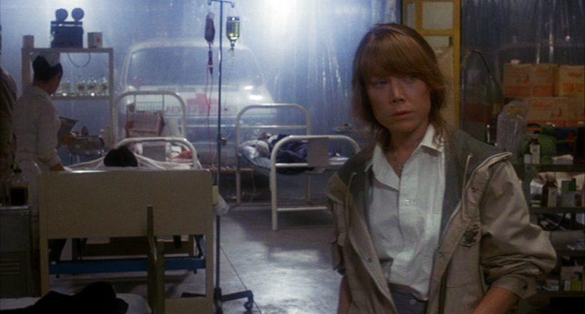Szene aus 'Vermißt (1982)', Copyright: Universal