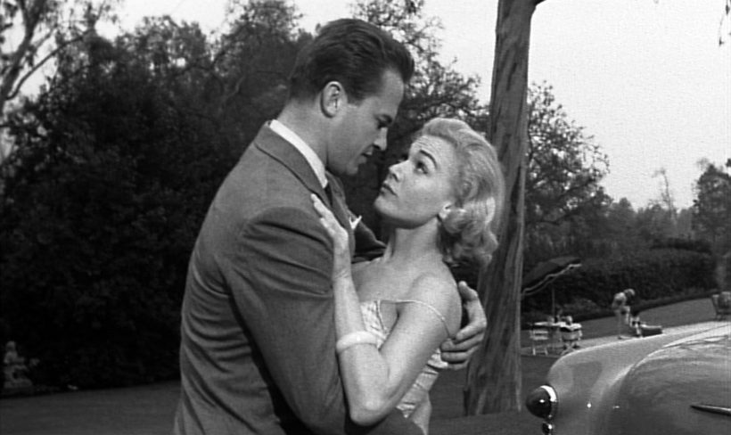 Szene aus 'Kiss Me Deadly (1955)', Copyright: United Artists