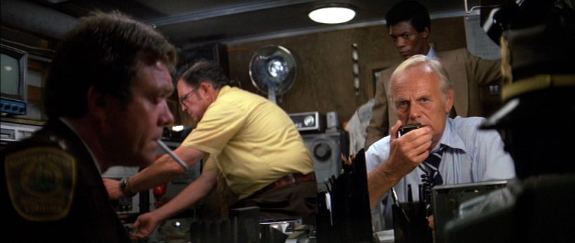 Szene aus 'Rollercoaster (1977)', Copyright: Universal