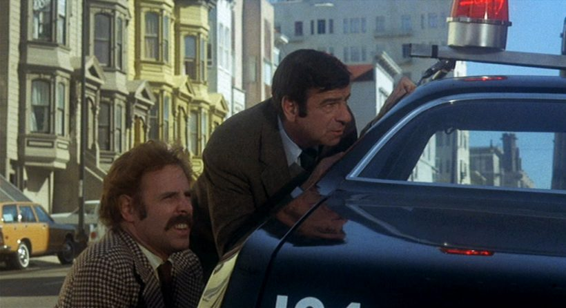 Szene aus 'The Laughing Policeman (1973)', Copyright: Twentieth Century Fox