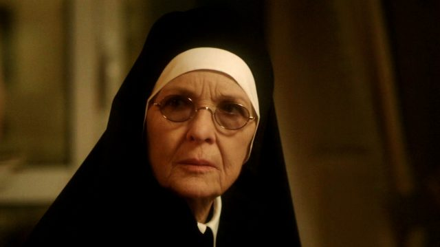 Diane Keaton als Sister Mary, Copyright: Wildside, Sky Italia, Haut et Court TV, HBO, Mediapro