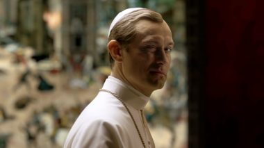Szene aus 'The Young Pope (2016)'