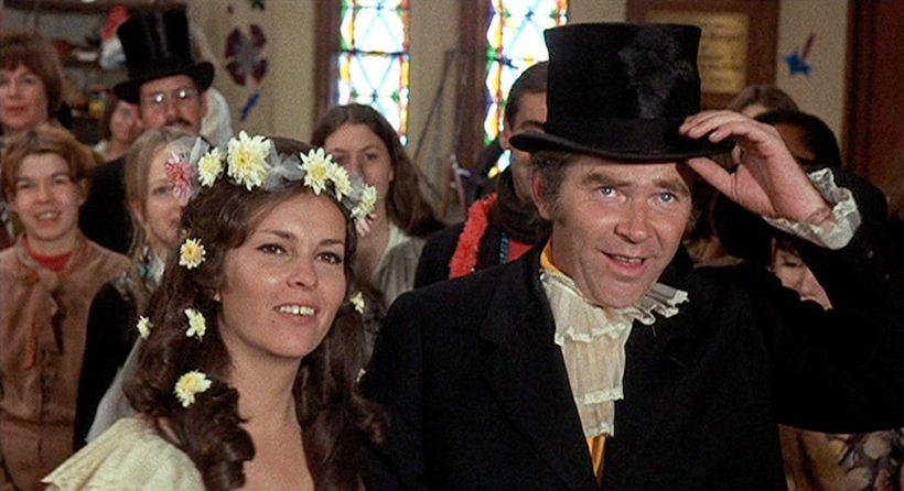 Szene aus 'Alice's Restaurant (1969)', Copyright: Florin Prod.