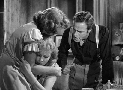 Szene aus 'Endstation Sehnsucht (1951)'