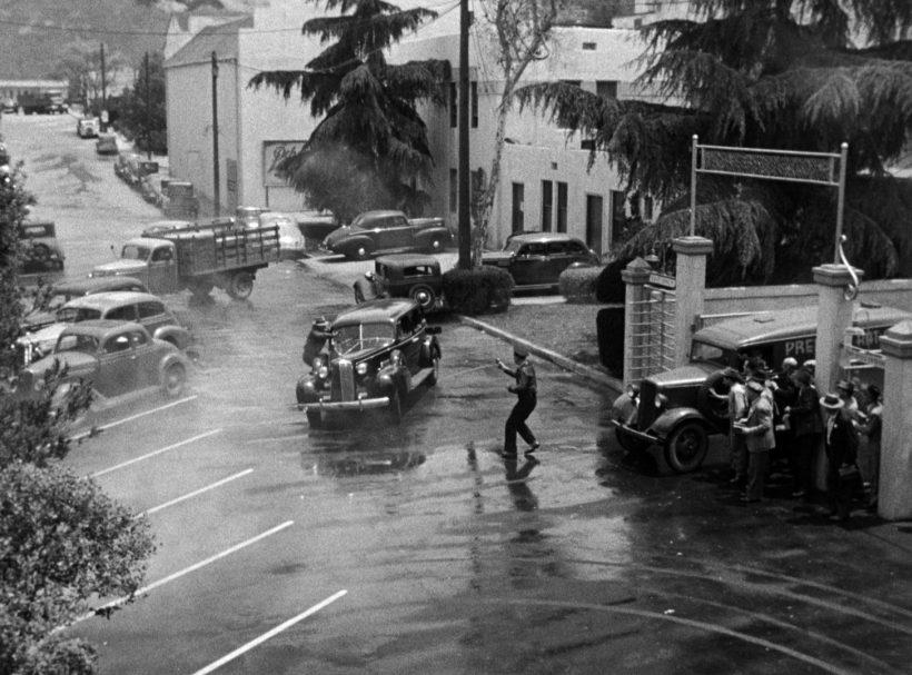 Szene aus 'The Killers (1946)', Copyright: Universal