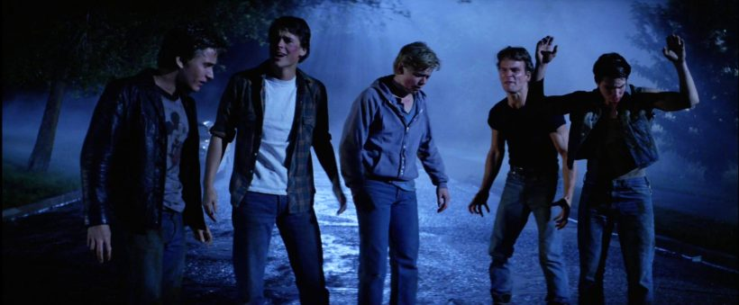 Szene aus 'The Outsiders (1983)', Copyright: Pony Boy Inc., Zoetrope Corp.