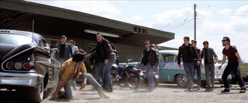 Szene aus 'The Outsiders (1983)', Copyright: Pony Boy Inc., Zoetrope Corp.