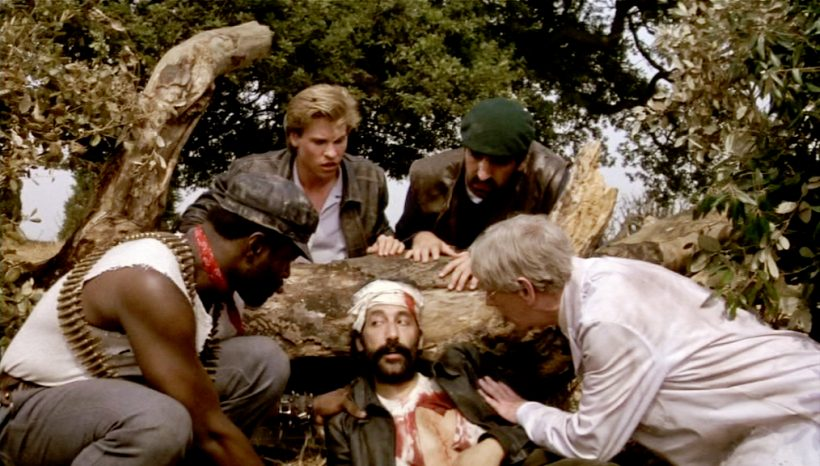 Szene aus 'Top Secret! (1984)', Copyright: Kingsmere Properties