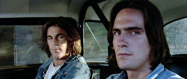 Szene aus 'Two-Lane Blacktop (1971)'