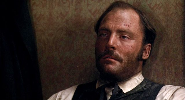 Stacy Keach als ramponierter Doc Holliday