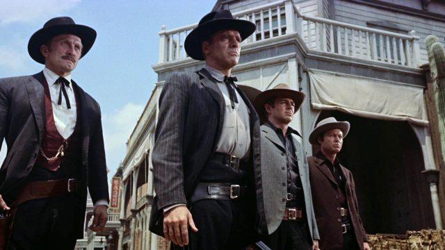 Szene aus 'Gunfight at the O.K.Corral (1957)'