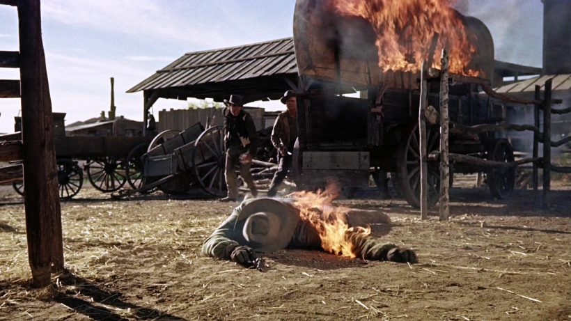 Szene aus 'Gunfight at the O.K. Corral (1957)', Copyright: Paramount, Hal B. Wallis & Joseph H. Hazen
