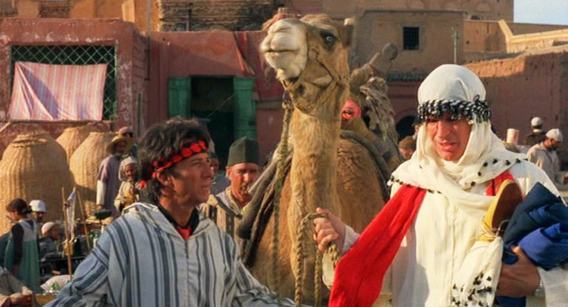 Szene aus 'Ishtar (1987)', Copyright: Columbia