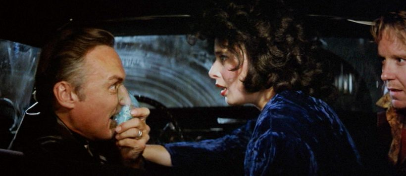 Szene aus 'Blue Velvet (1986)', Copyright: De Laurentiis Entertainment Group