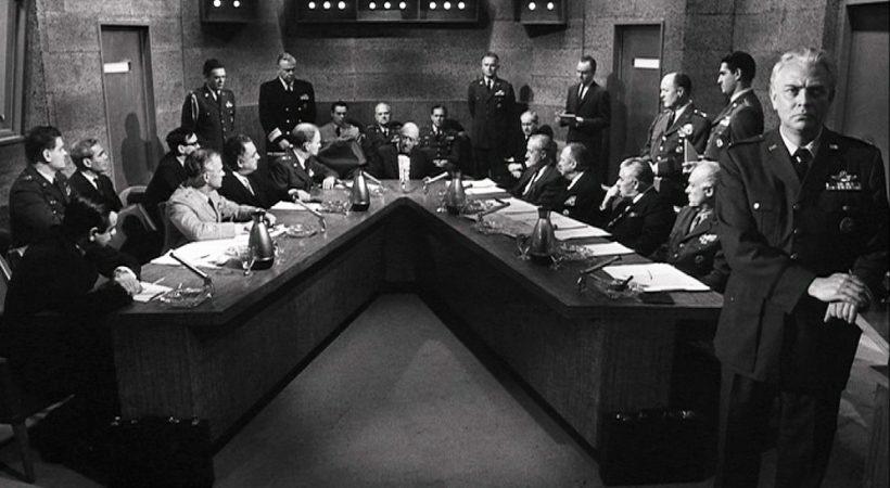 Szene aus 'Fail-Safe (1964)', Copyright: Columbia