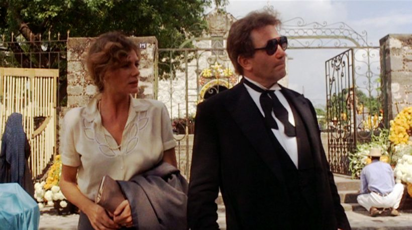 Szene aus 'Under the Volcano (1984)', Copyright: Janus Films, Ithaca Enterprises