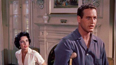 Szene aus 'Die Katze auf dem heißen Blechdach (1958)'