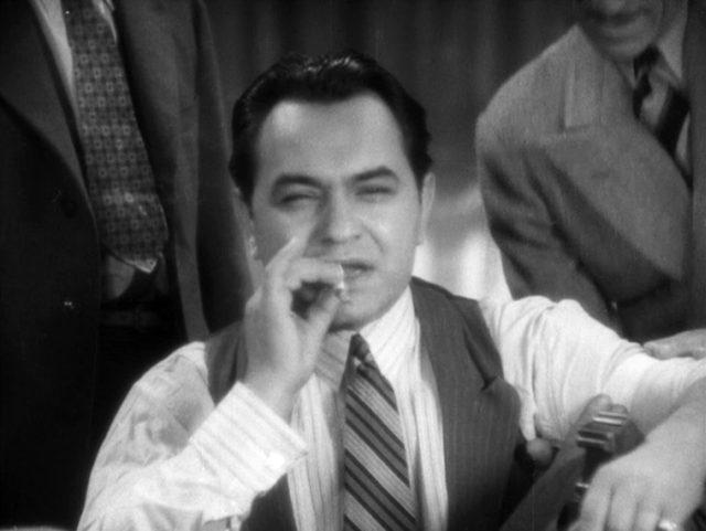 Szene aus 'Little Caesar (1931)'