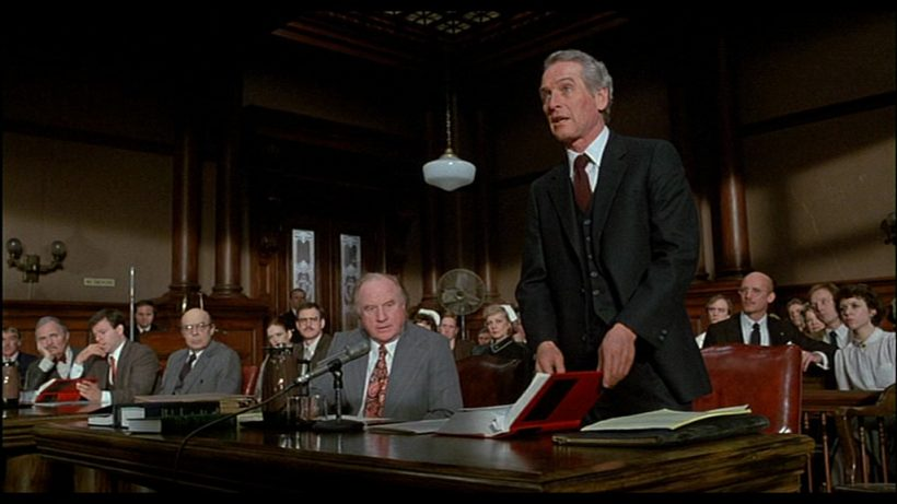 Szene aus 'The Verdict (1982)', Copyright: Twentieth Century Fox