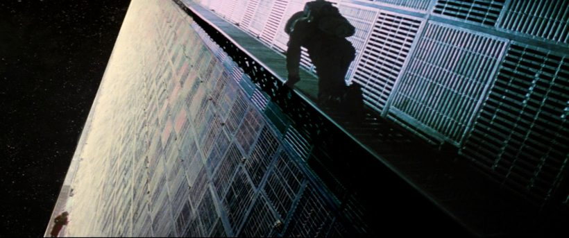 Szene aus 'Outland(1981)', Copyright: Outland Prod.