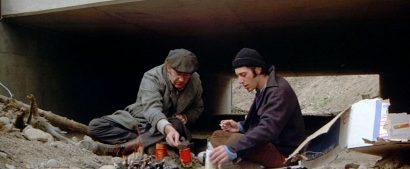 Szene aus 'Scarecrow(1973)'