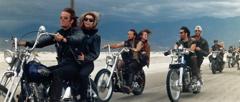 Szene aus 'The Wild Angels (1966)', Copyright: Orion