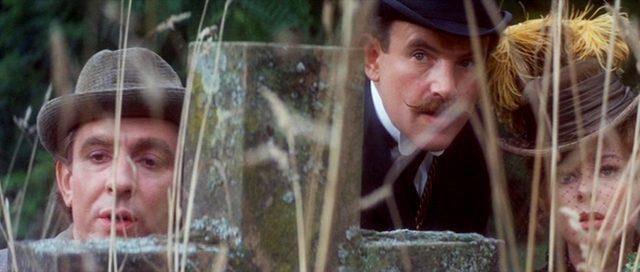 Szene aus 'Das Privatleben des Sherlock Holmes(1970)'