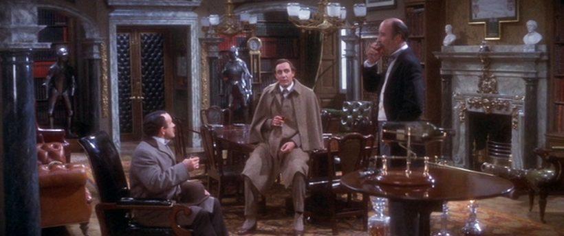 Szene aus 'Das Privatleben des Sherlock Holmes(1970)', Copyright: Mirisch Prod., Phalanx Prod.