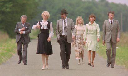 Szene aus 'Der diskrete Charme der Bourgeoisie(1972)'