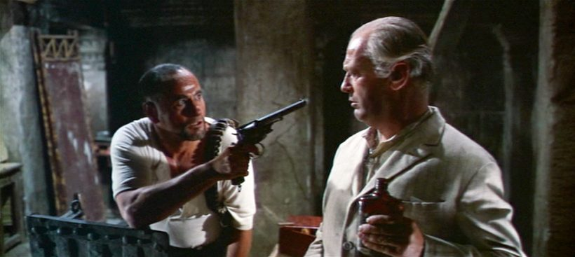 Szene aus 'Lord Jim(1965)', Copyright: Pax Enterprises