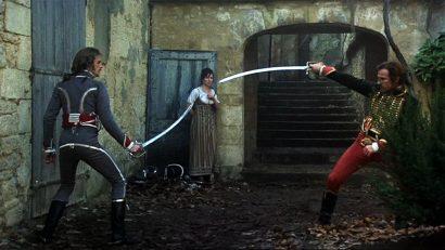 Szene aus 'Die Duellisten(1977)'