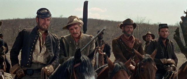 Szene aus 'Major Dundee(1965)'