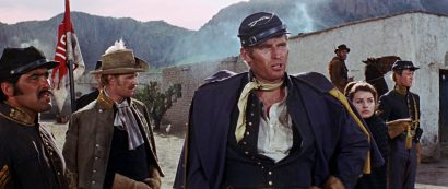 Szene aus 'Major Dundee(1965)', Bildquelle: Major Dundee(1965), Columbia