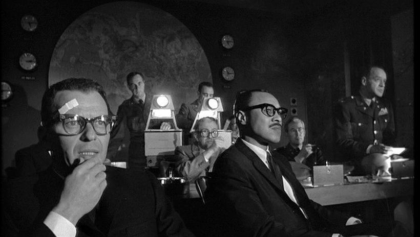 Szene aus 'The Manchurian Candidate(1962)', Copyright: Frank Sinatra Trust#10