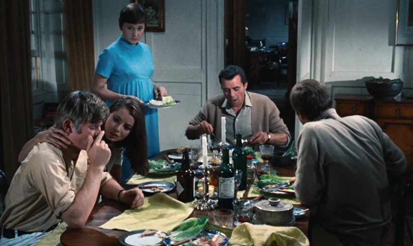 Szene aus 'Accident(1967)', Copyright: Studiocanal