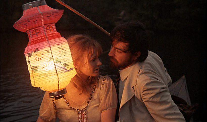 Szene aus 'Liebende Frauen(1969)', Copyright: MGM, Brandywine Prod.