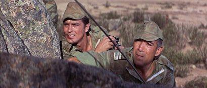 Szene aus 'Lost Command(1966)'
