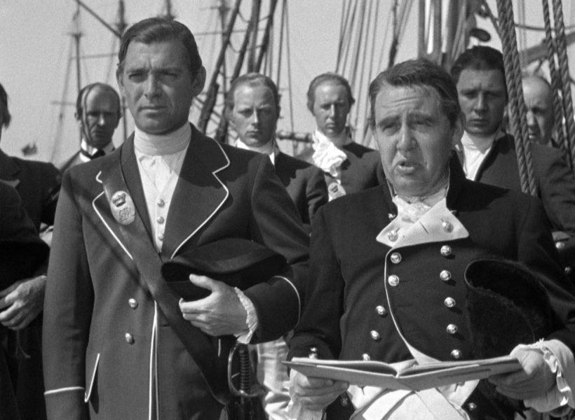 Szene aus 'Meuterei auf der Bounty(1935)', Copyright: Turner Entertainment