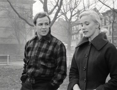 Szene aus 'On the Waterfront (1954)'