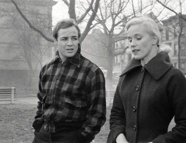 Szene aus 'On the Waterfront(1954)'