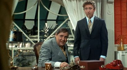 Szene aus 'The Producers(1967)'
